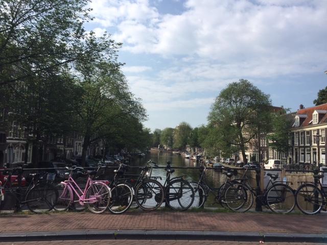 Dutch bikes
