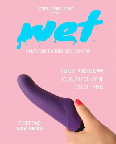 Wet poster