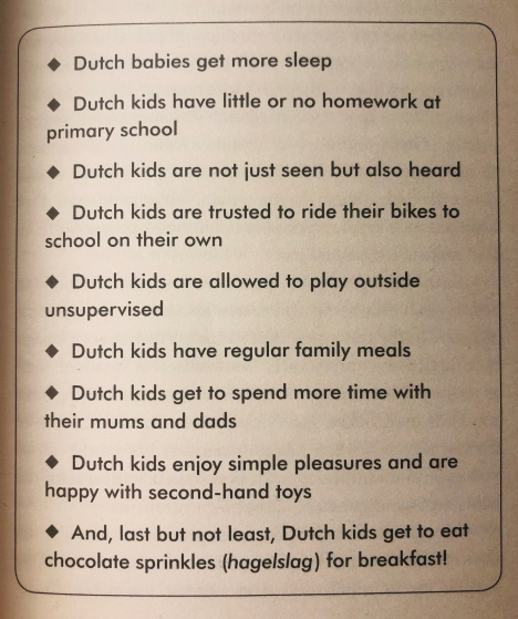 Dutch kids