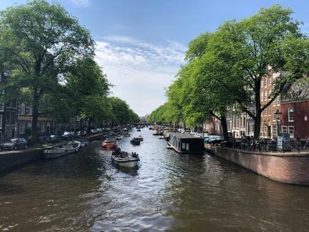 Amsterdamscene